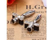 Unique Camera Shaped Men's Cufflinks For Office /Anniversaries Shirt
