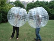 super funny ball in Garden Diam1.5M Inflatable Body Zorb / Zorbing Bumper Ball