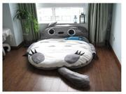 Big Huge Cute 2014 Models 310cm Totoro Bed Sleeping Bag Sofa birthday Gift