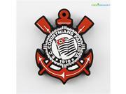 Genuine Full Capacity Cartoon SC Corinthians Paulista Football team Medal 8GB 8G USB Flash Drive Pendrive Memory Stick Pen Drive