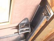 """Clopay - Vertical Garage Door Track 75"""""""
