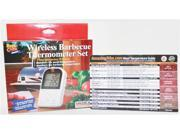 Maverick White ET732 Wireless Dual 2 Probe BBQ Thermometer & Meat Magnet