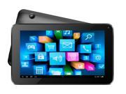 """Supersonic SC-2207JB 7"""" Android 4.2 Touch Screen Tablet W/ Dual Core Processor"""