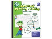 The Board Dudes LeapFrog LeapFrog Advanced Printing Practice Writing Tablet, 8 x 10, 80 Sheets/Tablet
