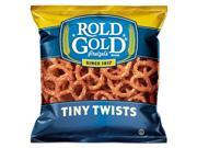 Rold Gold Tiny Twists Pretzels, 1 oz Bag, 88/Carton