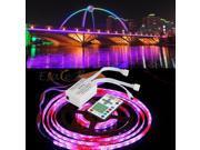 5M RGB LED Strip Light Chasing Magic Dream Color Controller Remote Control