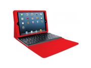 Honeycomb Keyboard Case, for iPad®mini w/ Removable Bluetooth Keyboard