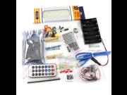 UNO R3 Starter Kit Development Board Sensor Dot Matrix Breadboard for Arduino