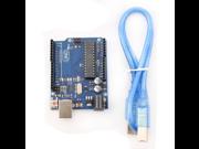 UNO R3 Development Board ATmega328P Mega16u2 with USB Cable for Arduino 3D Printer
