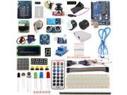 1602 LCD Screen Ultrasonic Range Finder Dot Matrix UNO R3 Starter Kits Compatible with Arduino