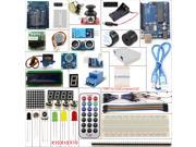 1602 LCD Screen Ultrasonic Range Finder UNO R3 Starter Kits Compatible with Arduino