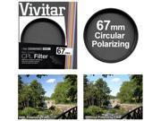 Vivitar - Vivitar CPL Filters