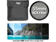 Vivitar 55mm Series 1 Variable Range Neutral Density Filter