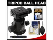 Davis & Sanford BHQ11 Ball Head with Quick Release with Cleaning & Accessory Kit