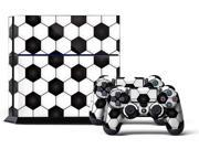 Sony PS4 PlayStation 4 Console Skin plus 2 Controller Skins - Goal
