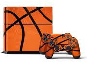 Sony PS4 PlayStation 4 Console Skin plus 2 Controller Skins - Hoops