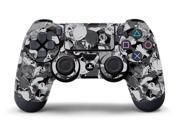 Sony PS4 PlayStation 4 Dualshock Controller Skin –  Skull Camo