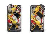 Skin for LifeProof Case for Apple iPhone 4/4s - Ghost Ops
