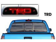 Toyota Tacoma 3rd Brake Light Matte Black Vinyl - TRD
