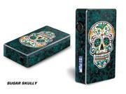 Designer Decal for Sigelei 100+/150W Vape - Sugar Skully