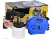 650W 3-ways Spray Gun HVLP DIY Professional Zoom Painting Paint Sprayer