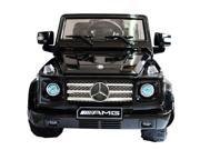 12V Kids Mercedes-Benz G55 Electric Battery Toy Car Children's Ride On Truck Remote Control