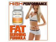 Diet Pill Hardcore Weight Loss Fat Burner LIPOZIN
