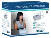 Drive Medical Pacifica Elite Nebulizer w/Disposable Nebulizer Kit
