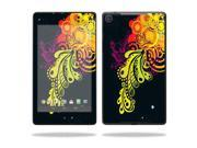 "Mightyskins Protective Skin Decal Cover for Asus Google Nexus 7"" (2013 - 2nd Generation) wrap sticker skins Flourishes"