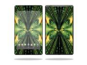 "Mightyskins Protective Skin Decal Cover for Asus Google Nexus 7"" (2013 - 2nd Generation) wrap sticker skins Matrix"