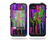 Mightyskins Protective Vinyl Skin Decal Cover for LifeProof iPhone 4 / 4S Case wrap sticker skins Drips