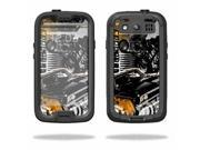 Mightyskins Protective Vinyl Skin Decal Cover for LifeProof Samsung Galaxy S III S3 Case fre wrap sticker skins City Life