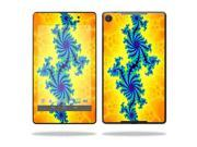 "Mightyskins Protective Skin Decal Cover for Asus Google Nexus 7"" (2013 - 2nd Generation) wrap sticker skins Fractal Works"