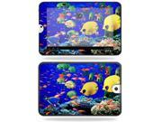 Mightyskins Protective Vinyl Skin Decal Cover for Toshiba Thrive 10.1 Android Tablet wrap sticker skins Under the Sea