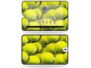 MightySkins Protective Vinyl Skin Decal Cover for Toshiba Thrive 10.1 Android Tablet sticker skins Tennis