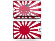 Mightyskins Protective Vinyl Skin Decal Cover for Toshiba Thrive 10.1 Android Tablet wrap sticker skins Rising Sun
