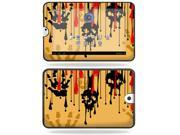 Mightyskins Protective Vinyl Skin Decal Cover for Toshiba Thrive 10.1 Android Tablet wrap sticker skins Dripping Blood