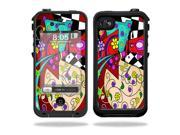 Mightyskins Protective Vinyl Skin Decal Cover for LifeProof iPhone 4 / 4S Case wrap sticker skins Eye Candy