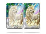"""MightySkins Protective Skin Decal Cover for Lenovo IdeaPad A1 7"""" inch Tablet Sticker Skins Unicorn"""