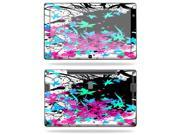 "MightySkins Protective Vinyl Skin Decal Cover for Samsung Series 7 Slate 11.6"" Inch Tablet sticker skins Leaf Splatter"
