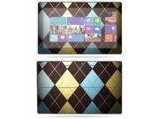 "Mightyskins Protective Skin Decal Cover for Microsoft Surface RT Tablet 10.6"" screen wrap sticker skins Argyle"