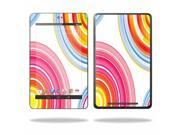 "MightySkins Protective Skin Decal Cover for Asus Google Nexus 7 Tablet with 7"" screen Sticker Skins Lollipop Swirls"