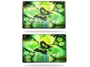 MightySkins Protective Vinyl Skin Decal Cover for Asus Eee Pad Transformer TF101 sticker skins Mystical Butterfly