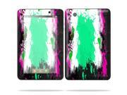 """Mightyskins Protective Skin Decal Cover for Lenovo IdeaPad A1 7"""" inch Tablet wrap sticker skins Paint Splatter"""