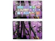 "MightySkins Protective Skin Decal Cover for Microsoft Surface RT Tablet 10.6"" screen Sticker Skins Purple Tree Camo"
