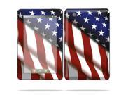 """MightySkins Protective Skin Decal Cover for Lenovo IdeaPad A1 7"""" inch Tablet Sticker Skins American Pride"""