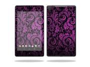"MightySkins Protective Skin Decal Cover for Asus Google Nexus 7"" (2013 - 2nd Generation) Sticker Skins Purple Style"