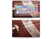 "Mightyskins Protective Skin Decal Cover for Microsoft Surface RT Tablet 10.6"" screen wrap sticker skins Football"