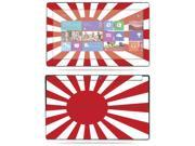 "Mightyskins Protective Skin Decal Cover for Microsoft Surface RT Tablet 10.6"" screen wrap sticker skins Rising Sun"