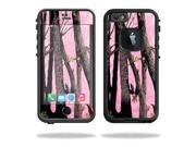 Mightyskins Protective Vinyl Skin Decal Cover for Lifeproof iPhone 6 Case fre Cover wrap sticker skins Pink Tree Camo